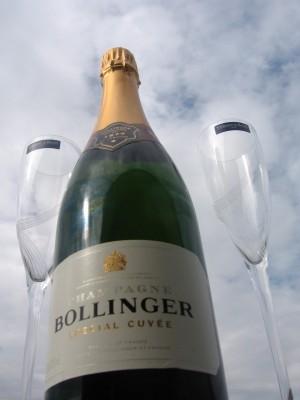 Bollinger fles